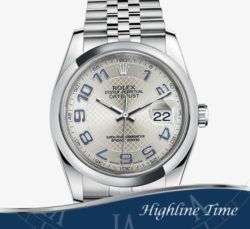 Rolex-Datejust-36mm-116200-List-$6700-Sale-$5800-Silver-Arabic