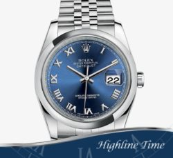 Rolex-Datejust-36mm-116200-List-$6700-Sale-$5800--blue-roman