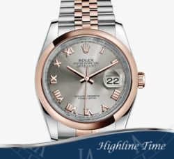 Rolex Datejust 36mm 116231jb List $11100 Sale $9000