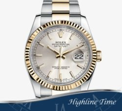 Rolex Datejust 36mm 116233s List $10900 Sale $8890