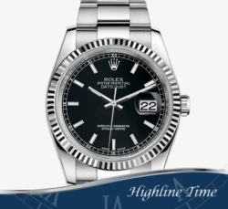 Rolex Datejust 36mm 116234 List $7850 Sale $6800