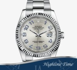 Rolex-Datejust-36mm-116234-List-$7850-Sale-$6800-Silver-Arabic
