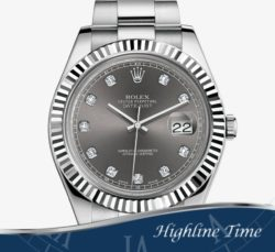 Rolex Datejust II 41mm 116334 List $11050 Sale $9250