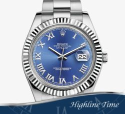 Rolex Datejust II 41mm 116334 List $9100 Sale $7800