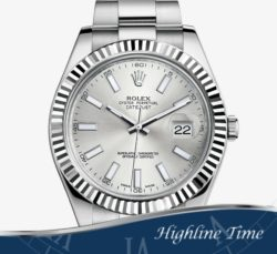 Rolex-Datejust-II-41mm-116334-List-$9100-Sale-$7800