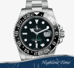 Rolex Gmt Steel 40mm 116710 List $8450 Sale $7800