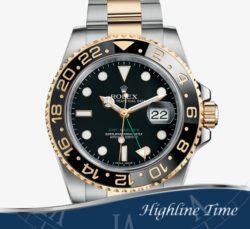 Rolex Gmt Steel Gold  40mm 116713 List $13000 Sale $10490