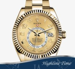 Rolex Sky-Dweller 42mm 326938 List $46150 Sale $36850