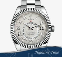 Rolex Sky-Dweller 42mm 326939 List $48850 Sale $38850