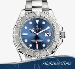 Rolex Yachtmaster 40mm 116622bl List $11550 Sale $9900