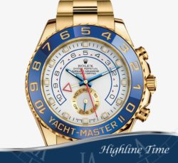 Rolex Yachtmaster II 44mm 116688 List $43550 Sale $33900