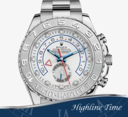 Rolex Yachtmaster II 44mm 116689 List $48150 Sale $36000