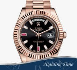 Rolex day date II 218235 ruby
